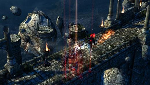 ユニティ、コンソール並の美麗グラフィックのスマホ向け本格派RPG「Archangel」の日本語版をリリース
