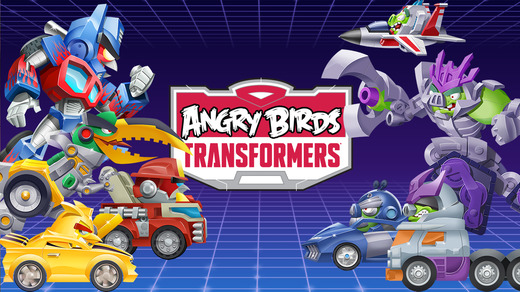 Rovio、「Angry Birds」とトランスフォーマーのコラボタイトル「Angry Birds Transformers」をリリース ただし日本向け配信は未定