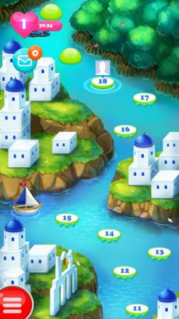 クルーズ、カナダのApp Storeにてスマホ向けパズルゲーム「Shanty Party」を先行配信3