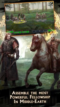 米Kabam、「ロード・オブ・ザ・リング」シリーズのスマホ向け新作RPG「The Lord of the Rings: Legends of Middle-earth」をリリース3