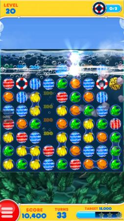 クルーズ、カナダのApp Storeにてスマホ向けパズルゲーム「Shanty Party」を先行配信1
