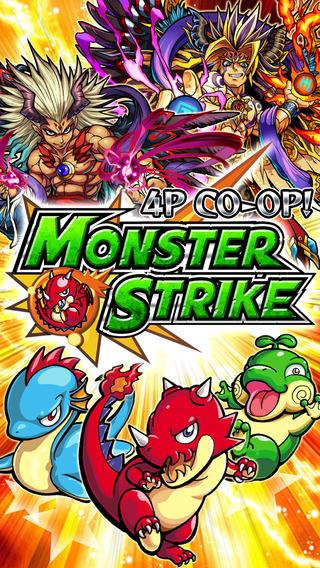 mixi、スマホ向けひっぱりハンティングRPG「モンスターストライク」を北米にて提供開始!