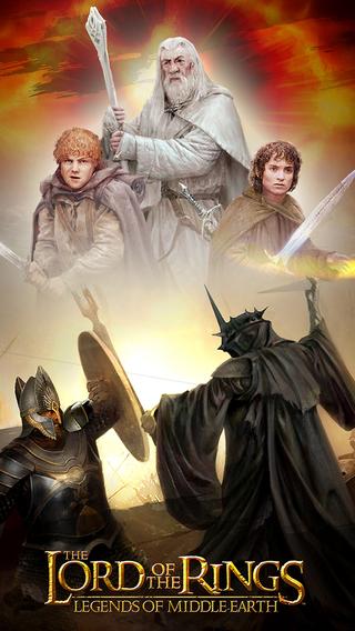 米Kabam、「ロード・オブ・ザ・リング」シリーズのスマホ向け新作RPG「The Lord of the Rings: Legends of Middle-earth」をリリース