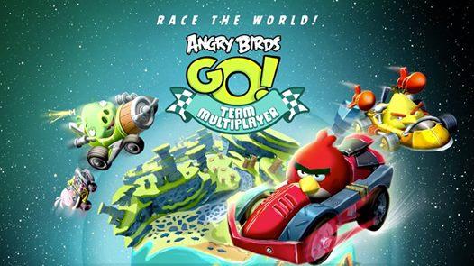 Angry Birdsシリーズのレースゲーム「Angry Birds Go!」、世界1億ダウンロードを突破