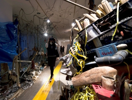 水戸芸術館現代美術センター、Oculus Riftを使った体験型アートを展示1