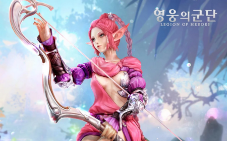 ネクソンのスマホ向けMMORPG「Legion of Heroes」、韓国及び欧米にて累計500万ダウンロードを突破