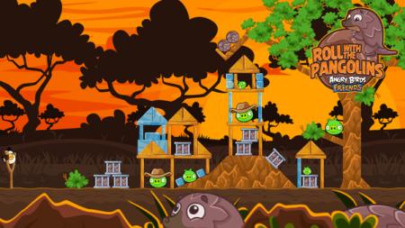 Rovio、「Angry Birds Friends」にて野生動物保護キャンペーン「United for Wildlife」とコラボ中2