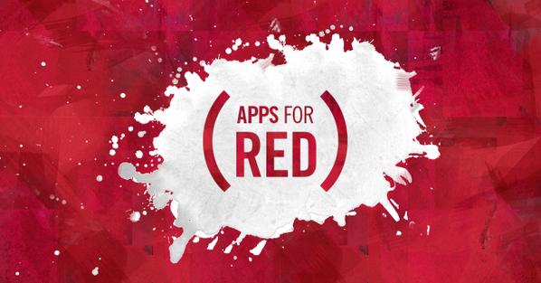 スマホゲームで世界エイズ・結核・マラリア対策基金に寄付しよう Apple、チャリティキャンペーン「Apps for (RED)」を開始