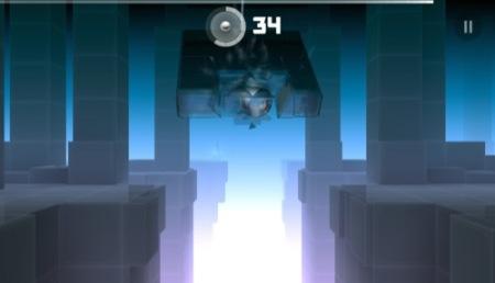 【やってみた】これがそのまんま動くの?! スタイリッシュ過ぎる一人称エンドレスランゲーム「Smash Hit」13
