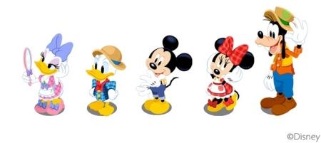 マーベラス、ディズニーキャラが登場するスマホ向け牧場シミュレーションゲーム「ディズニー マジックキャッスル ドリーム・アイランド」の事前登録受付を開始2