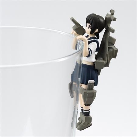 艦これと「コップのフチ子さん」がコラボ! 来年3月に「PUTITTO series 艦隊これくしょん -艦これ-」発売決定