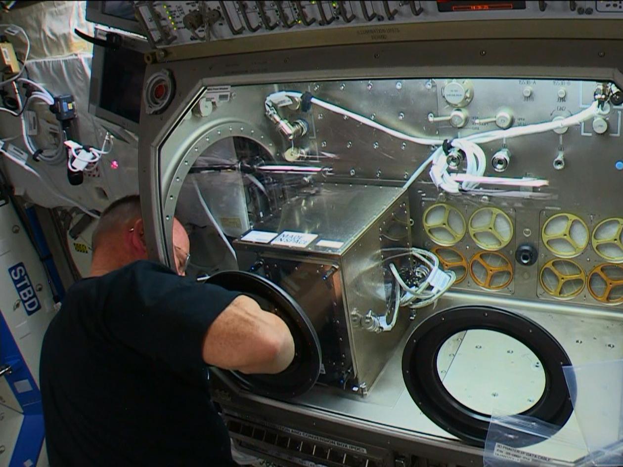 国際宇宙ステーションが3Dプリンタを導入 活動に必要な部品を自作