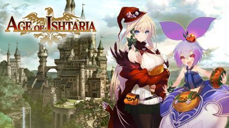 シリコンスタジオ、 スマホ向けRPG「刻のイシュタリア」を北米向けにリリース