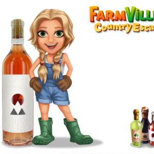 Zynga、農業ソーシャルゲーム「FarmVille 2」にて女優のケイト・ハドソンとコラボ