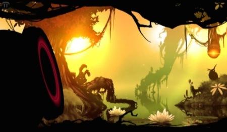 【やってみた】機械に浸食される森を描いた幻想的なスマホ向けアクションゲーム「BADLAND」2