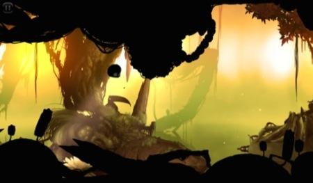 【やってみた】機械に浸食される森を描いた幻想的なスマホ向けアクションゲーム「BADLAND」4
