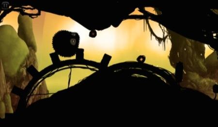 【やってみた】機械に浸食される森を描いた幻想的なスマホ向けアクションゲーム「BADLAND」6