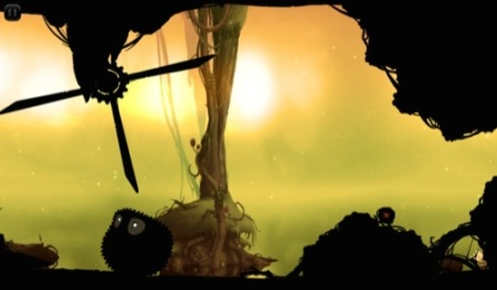 【やってみた】機械に浸食される森を描いた幻想的なスマホ向けアクションゲーム「BADLAND」7