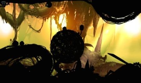 【やってみた】機械に浸食される森を描いた幻想的なスマホ向けアクションゲーム「BADLAND」5