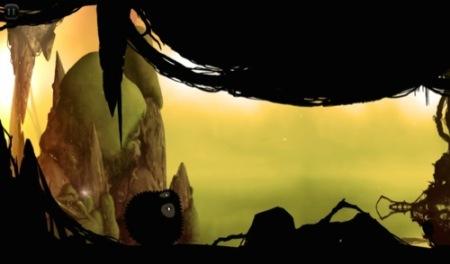 【やってみた】機械に浸食される森を描いた幻想的なスマホ向けアクションゲーム「BADLAND」11