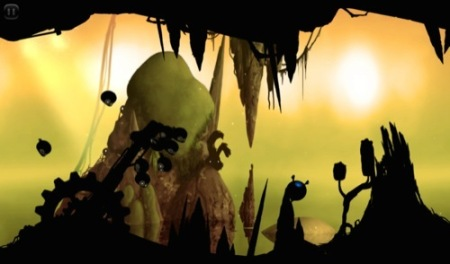 【やってみた】機械に浸食される森を描いた幻想的なスマホ向けアクションゲーム「BADLAND」8