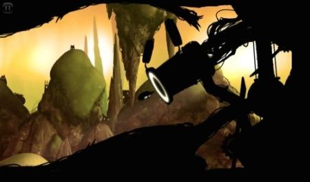 【やってみた】機械に浸食される森を描いた幻想的なスマホ向けアクションゲーム「BADLAND」10