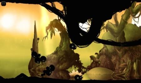【やってみた】機械に浸食される森を描いた幻想的なスマホ向けアクションゲーム「BADLAND」12