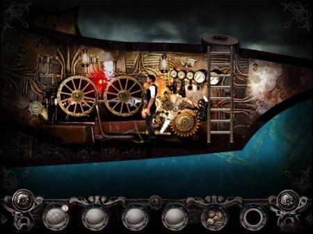 【やってみた】スチームパンク+クトゥルフ神話なんて最強過ぎるだろ!芸術レベルのiPad向け謎解きゲーム「Steampunker」4