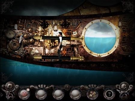 【やってみた】スチームパンク+クトゥルフ神話なんて最強過ぎるだろ!芸術レベルのiPad向け謎解きゲーム「Steampunker」5
