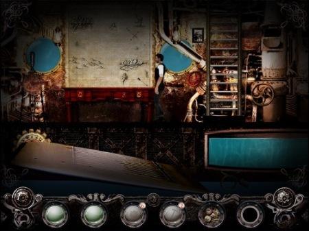 【やってみた】スチームパンク+クトゥルフ神話なんて最強過ぎるだろ!芸術レベルのiPad向け謎解きゲーム「Steampunker」8