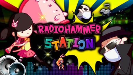 SUBETEのスマホ向け音ゲー「ラジオハンマーステーション」、50万ダウンロードを突破