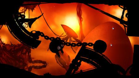 【やってみた】機械に浸食される森を描いた幻想的なスマホ向けアクションゲーム「BADLAND」13