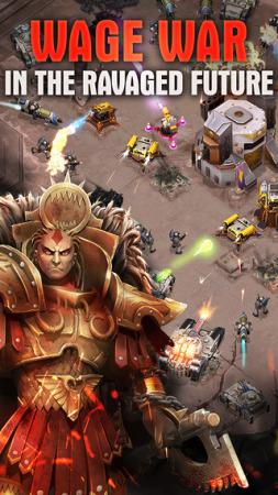 クルーズ、ミニチュアボードゲーム「Warhammer 40,000」のスマホ版「The Horus Heresy: Drop Assault」のiOS版を全世界にてリリース