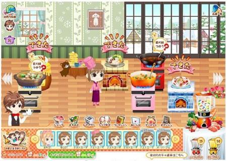 フジテレビ、Yahoo!Mobageにて一流シェフを目指す育成ゲーム「料理の鉄人~新たな挑戦者達~」を提供開始3