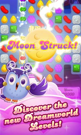 King、人気パズルゲーム「Candy Crush Saga」をWindows Phone向けにも配信3