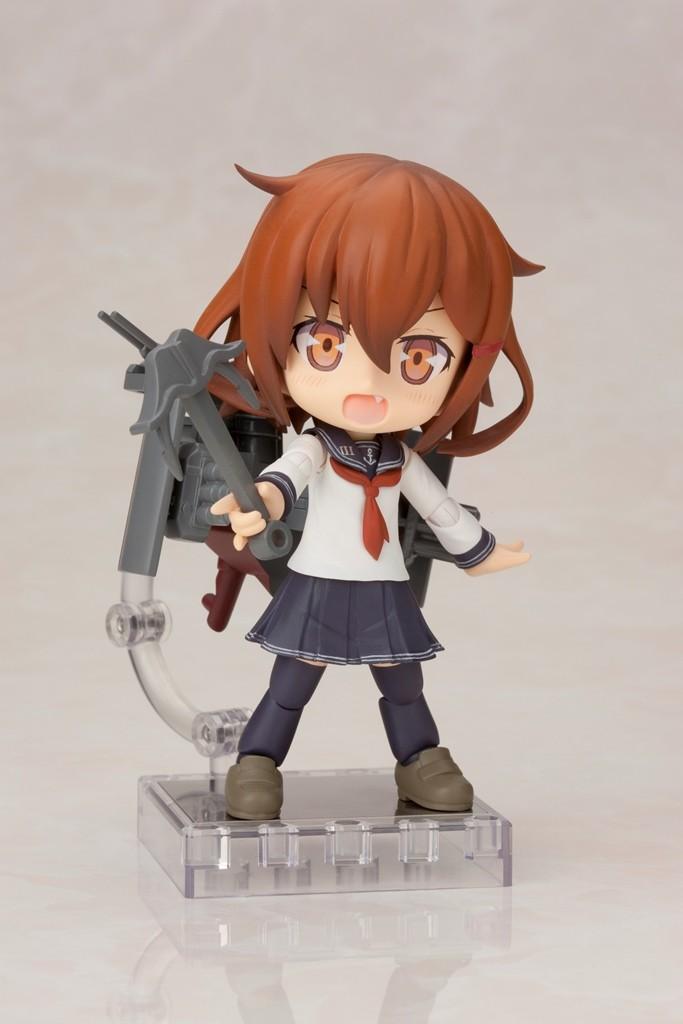 壽屋、「艦これ」の駆逐艦「雷」のデフォルメフィギュアを2015年5月に発売1