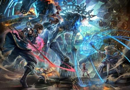 グリー、東京ゲームショウで発表した大型プロジェクト「PROJECT TIAMAT」の正式タイトルを発表 「リベリオン ブレイド」の公式サイトをオープン