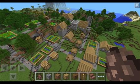 Mojang、スマホ版「Minecraft」をWindows phone向けにも配信2