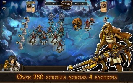 Mojang、PC&モバイル向け完全新作タイトル「Scrolls」をリリース3