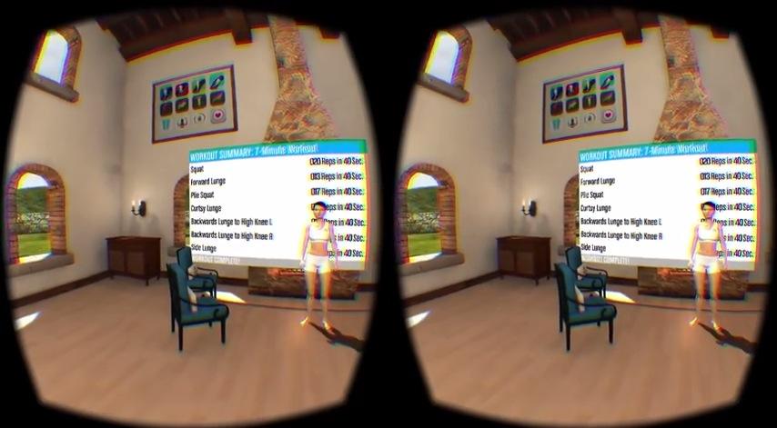 エクササイズアプリの「Runtastic」、Oculus Rift対応のVR「Runtastic for Oculus VR」を開発
