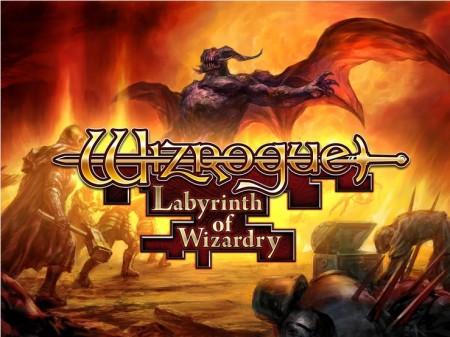 Wizardry×ローグライク! タイトー、「ウィズローグ ―ラビリンス オブ ウィザードリィー」のAndroid版をリリース1