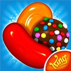King、人気パズルゲーム「Candy Crush Saga」をWindows Phone向けにも配信