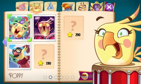Rovio、Angry Birdsのスピンオフタイトル「Angry Birds Stella」のWindows Phone版をリリース3