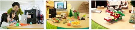 IT×ものづくり教室のQremo、3Dプリンタやレーザーカッターでクリスマスツリーを作る「ウィンターラボ2014-2015」を開催