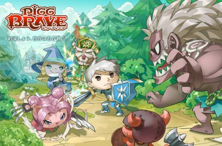 新作ピグゲーム「ピグブレイブ」のゲームミュージックに伊藤賢治氏参加決定! キービジュアルとPVも公開2