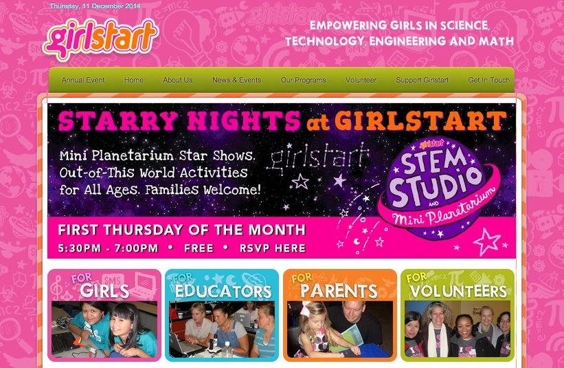ームを提供する米FlowPlay、女の子にIT教育を提供する非営利団体のGirlstartと提携