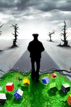 【やってみた】シュールな悪夢を渡り歩く一筆書きパズルゲーム「Another Dream」14