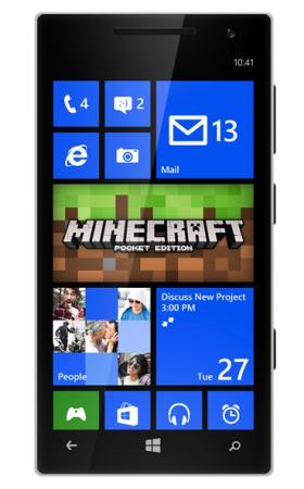 Mojang、スマホ版「Minecraft」をWindows phone向けにも配信3