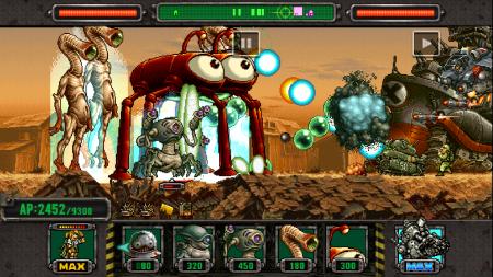 SNKプレイモアのスマホ向けディフェンスゲーム「メタルスラッグ ディフェンス」、1800万ダウンロードを突破1