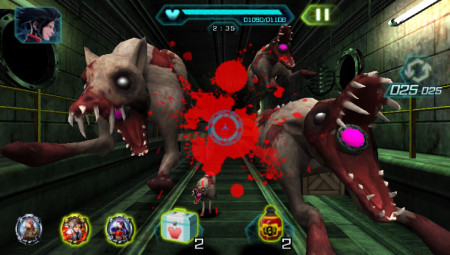 KOF&ゾンビ! SNKプレイモア、スマホ向けシューティングゲーム「BEAST BUSTERS featuring KOF」のAndroid版をリリース2